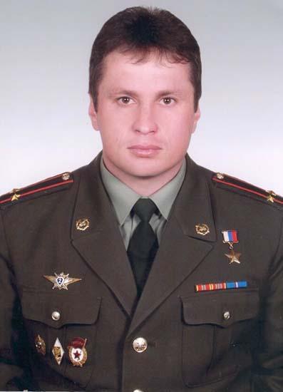 Герой Российской Федерации Игорь Баталов