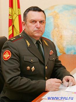 Генерал-лейтенант Николай Богдановский - командующий Ленинградским военным округом