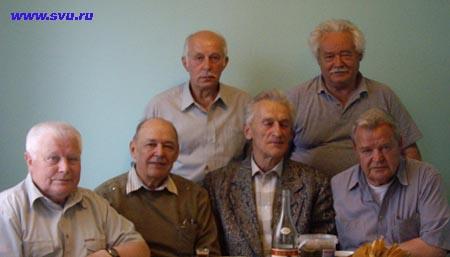 Встреча выпускников Ставропольского СВУ