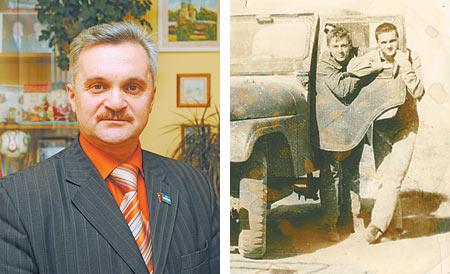 зампредседателя городской думы полковник запаса Александр ОДИНОЧНИКОВ