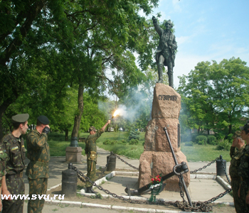 """Николаевская областная организация """"Кадетский Союз"""""""