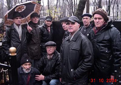 Памяти Геннадия Шпаликова