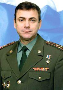 Герой Российской Федерации Чабанов Владимир Анатольевич