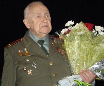 Соколов-Хитрово Владимир Александрович отметил 85-летие