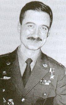 Герой Российской Федерации Касьянов Илья Анатольевич