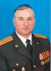 Начальник Омского кадетского корпуса Басаев Виктор Романович