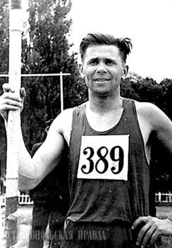Петр Максимович Чернов