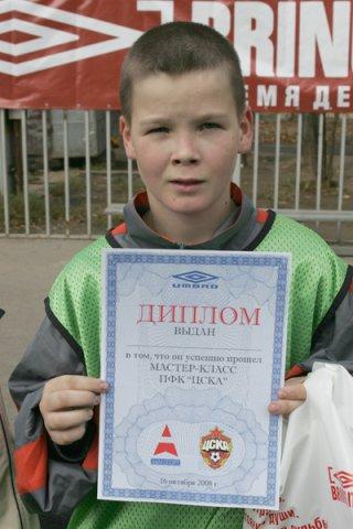 Армейцы провели мастер-класс для юных суворовцев