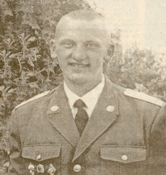 Герой Российской Федерации Дмитрий Кожемякин