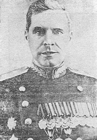 Генерал-лейтенант Баринов Иосиф Федорович (февраль 1949 г. - февраль 1955 г.)