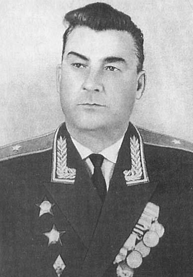 Генерал-майор Сарапин Николай Адамович (октябрь 1966 г. - август 1967 г.)